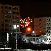 Североморск встречает Новый Год :: Кай-8 (Ярослав) Забелин