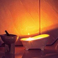 Пепельница и свеча :: Надежда