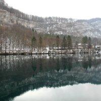 Голубое озеро :: Светлана Попова