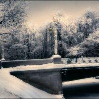 Садовый мост :: Цветков Виктор Васильевич