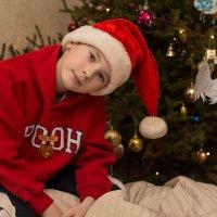 Мальчик Новый год :: Anna Ozero