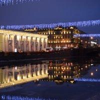 Новогодняя Фонтанка :: Наталья Левина