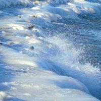 Ледяной прибой :: Валентин Когун
