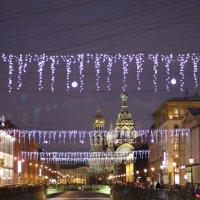 Новогодний канал Грибоедова :: Вера Моисеева