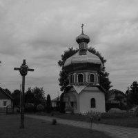 Звонница   в   Одаях :: Андрей  Васильевич Коляскин
