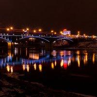 Вечерний мост :: Александр Витебский
