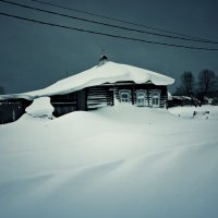 вот это присыпало снежком............ :: Ирина Мамчур (Малыгина)