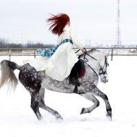 Даша и Муза :: Кристина Плавская