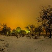 Зимний вечер в Александрино :: Болеслав (Boleslav)