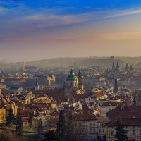 Утренняя Прага. :: Peiper ///