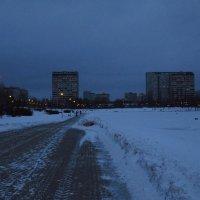 Если фонари зажигают - значит - это нужно :: Андрей Лукьянов