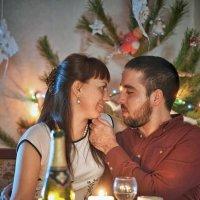 Про любовь. Новогодняя :: Андрей Майоров