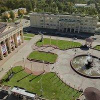 Драмтеатр Новокузнецк :: Юрий Лобачев