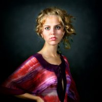 Девушка в халате...2 :: Андрей Войцехов