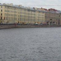 Каналы Санкт-Петербурга :: Валентина Юшкова