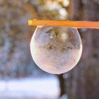 Мыльных пузыри :: Ольга Тумбаева