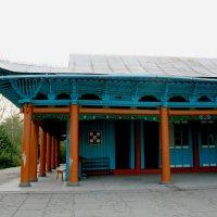 Дунганская мечеть в г.Каракол :: GalLinna Ерошенко