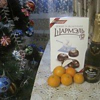 Пусть все Ваши желания исполнятся, и счастье войдет в Ваш дом вместе с Рождеством! :: Елена Семигина