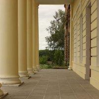 колонны :: оксана