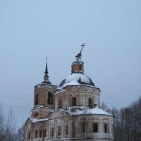 Церковь Рождества Христова. :: Алексей Хохлов