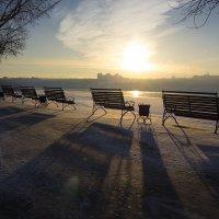Там, где тени длинны :: Андрей Шаронов
