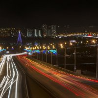 Центральная елка Краснояск :: Константин Батищев