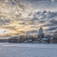 Winter in December :: Dmitry Ozersky