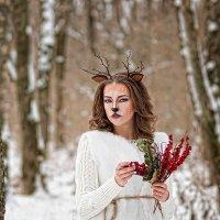 Однажды в лесу :: Галина Ситникова