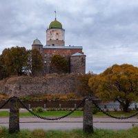 Утро старого замка :: Евгений Никифоров