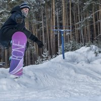 winter fun :: Dmitry Ozersky