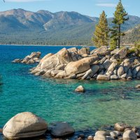 Lake Tahoe :: Leonid