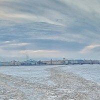 Зимний Санкт-Петербург :: Алексей Михалев