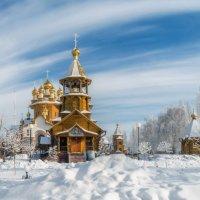 С Рождеством Христовым! :: Игорь Сарапулов