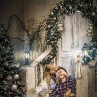 Сказка на Рождество. :: Василий Малыш
