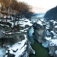 Зимняя Адыгея :: Lev Serdiukov