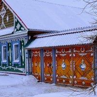 Зимний домик. :: A. SMIRNOV