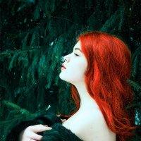 Рыжий ангел :: Anna Albert