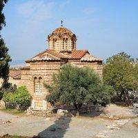 Церковь Святых Апостолов, Афины :: Владимир Брагилевский