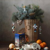 Сладости к Рождеству :: Елена Татульян