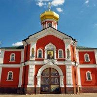 Валдайский Иверский Святоозёрский Богородицкий мужской монастырь... :: Sergey Gordoff