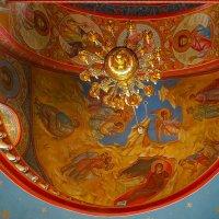 Рождество Христово. Роспись свода собора Святой Троицы. :: Elena Izotova