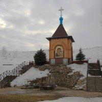 Святой источник Казанской Божией Матери в с.Осаново Тульской области. :: Инна Щелокова