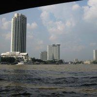 Центр Бангкока и река Квай. :: Лариса (Phinikia) Двойникова