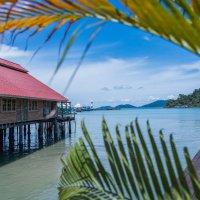 Банг Бао - рыбацкая деревушка :: Лекка