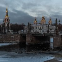 Санкт-Петербург Семимостье :: Ирина Малышева
