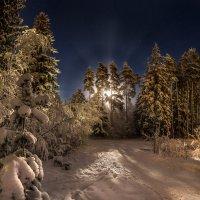 Волшебная ночь, Рождество! :: Фёдор. Лашков