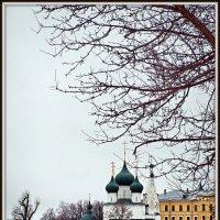 Церковь Николая Рубленного в Ярославле :: Михаил Малец
