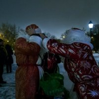 Каких-то пять минут, и- Новый Год! :: Ирина Данилова