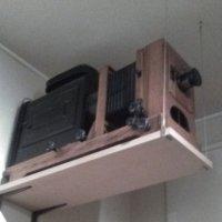 Фотокамера начала 20 века. (музей Петропавловская крепость). :: Светлана Калмыкова