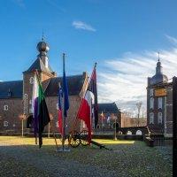 Замок Хунсбрук, Голландия, Рождество :: Witalij Loewin